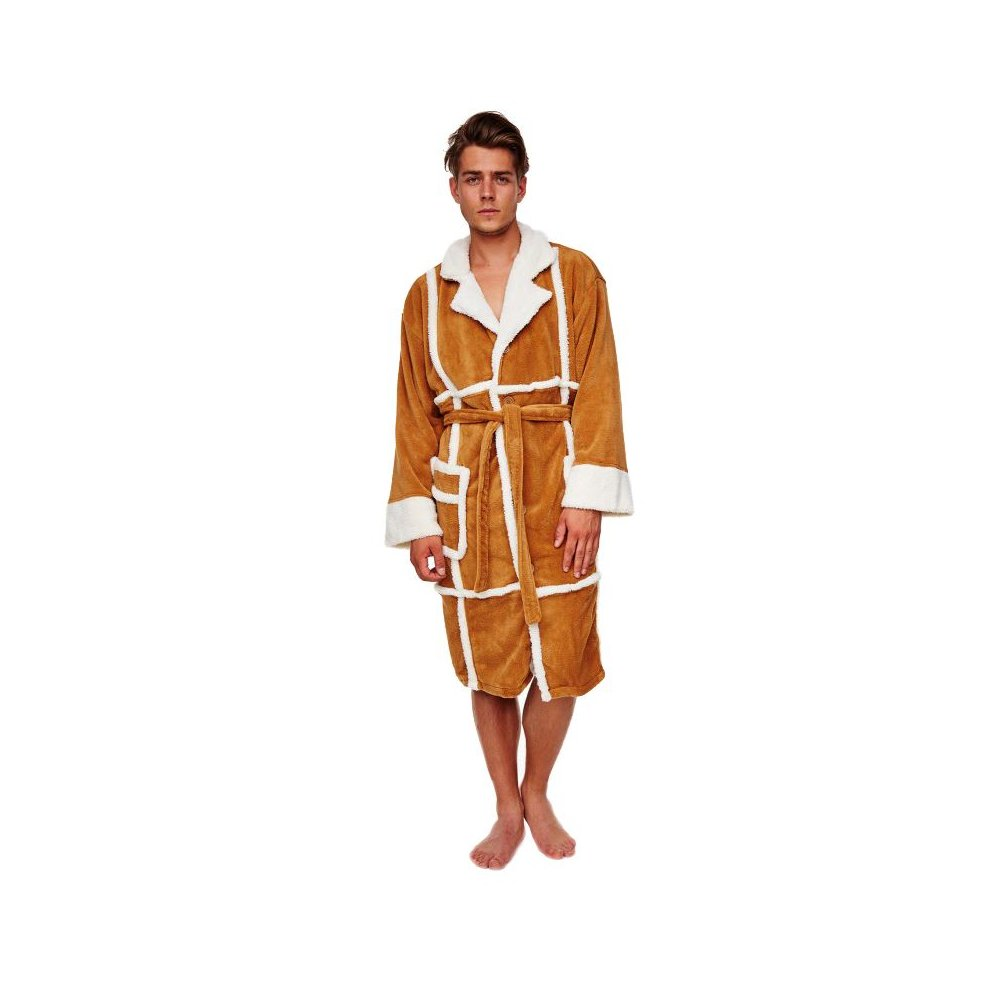 Only Fools and Horses Del Boy Adult Fleece Dressing Gown on OnBuy 4ca9eaf15