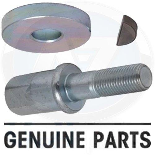 For Mitsubishi L200 shogun sport 2.5 TD Diesel crank shaft bolt key washer