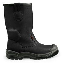 Scruffs Gravity Rigger Work Boots Black (Sizes 7 - 12) Mens Steel Toe Cap