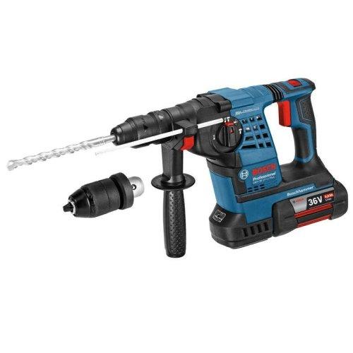 Bosch GBH36VF-LI Plus 36v SDS+ Hammer Drill(2x 4Ah Batts)