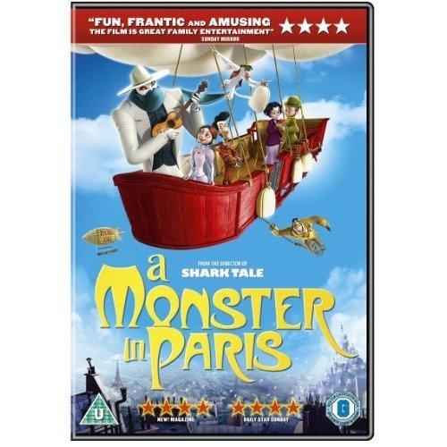 A Monster in Paris [dvd]