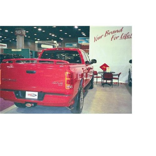 JSP SPOILER 37414 67 in. Low Profile Truck