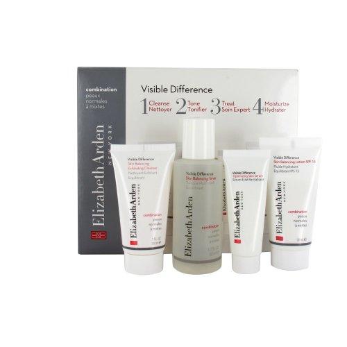 Elizabeth Arden Visible Difference Starter Kit for Combination Skin