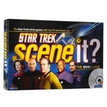 Scene It Star Trek DVD Game