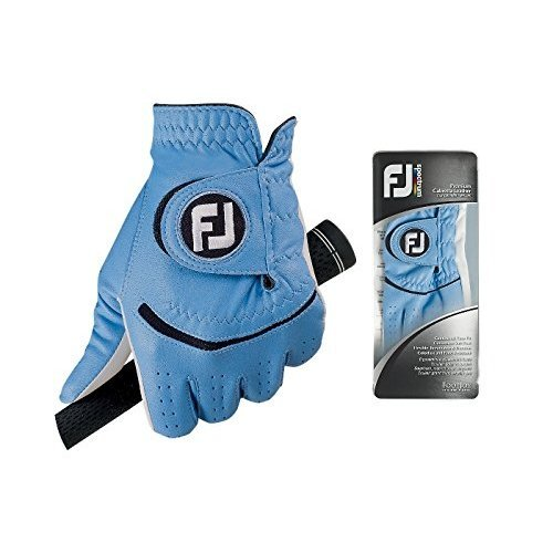 Footjoy FJ Spectrum - Golf Gloves for Left Hand Color: Blue Size: ML