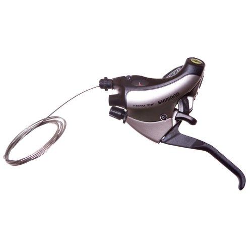 Shimano BIKE V-BRAKE/GEAR SHIFTER LEVER 3 speed Left Hand (ST-EF35-L) New