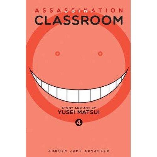 Assassination Classroom, Vol. 4