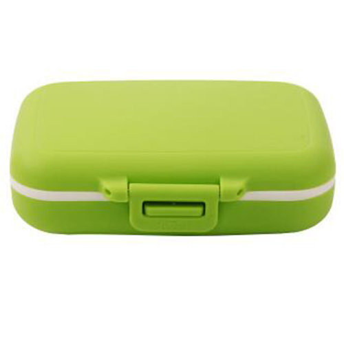 Portable Travel First-Aid Kit Medicine Storage Box Pill Sorter Container