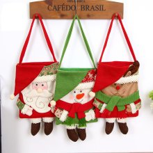 Christmas Candy Gift Bags Handbag