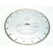 Faithfull Platinum L/W Diamond Blade 230Mm X 22Mm