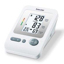 Beurer Upper Arm Blood Pressure Monitor BM26 White 652.28
