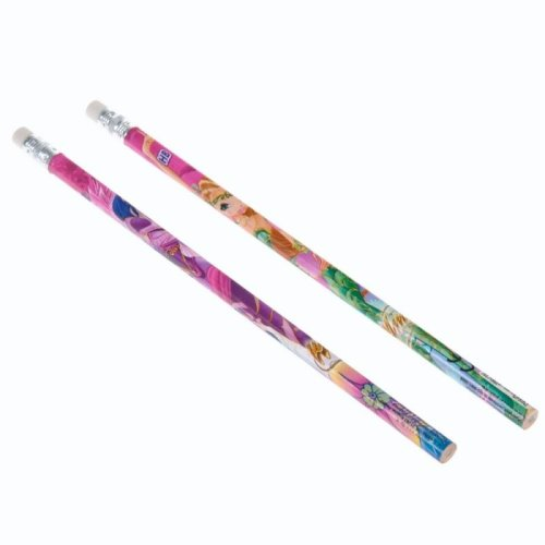 WINX CLUB | HB Pencils with Eraser Tops (Pack of 4)