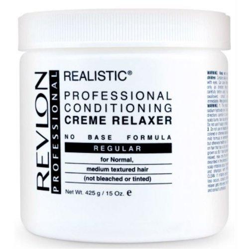 Revlon Realistic Conditioning Creme Relaxer - Regular 425g