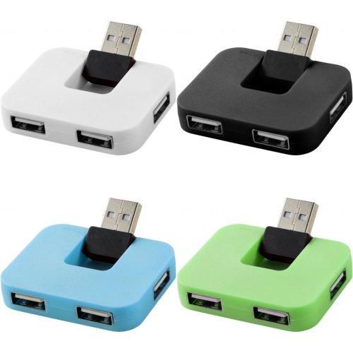 Bullet Gaia 4-Port USB Hub