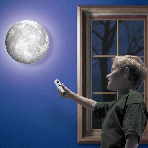 Relaxing Healing Moon Night Light