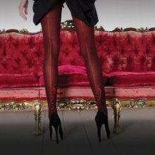 a146abba8bf Trasparenze Valentina Flat Striped Band Sheer Hold Ups on OnBuy