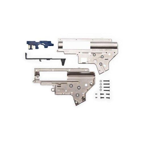 Airsoft Aeg Lonex 8Mm Gearbox Mp5 Version 2 Chromium Plated