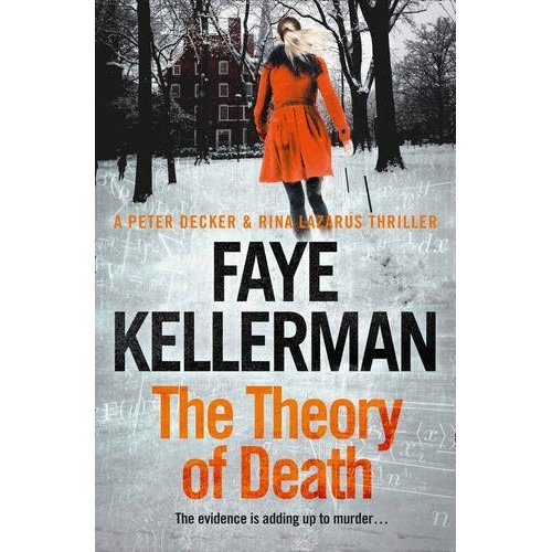 The Theory of Death (Peter Decker and Rina Lazarus Series, Book 23): A Peter Decker and Rina Lazarus Crime Thriller