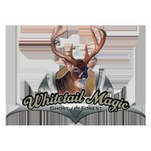 Western Recreation Ind 5253 Whitetail Magic Decal Color 6X8.5