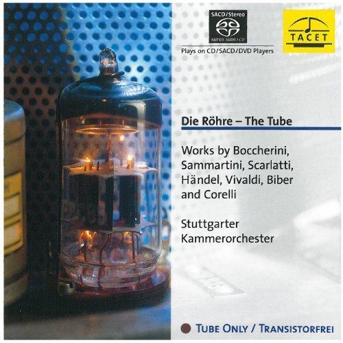 Stuttgarter Kammerorchester - The Tube / Die Röhre [CD]