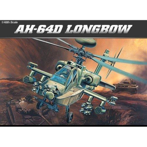 Aca12268 - Academy 1:48 - Boeing Ah-64d Longbow