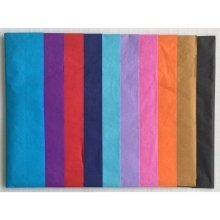 High Quality Acid Free Tissue Paper Sheets 450mm X 700mm Coloured 17gsm (mg)