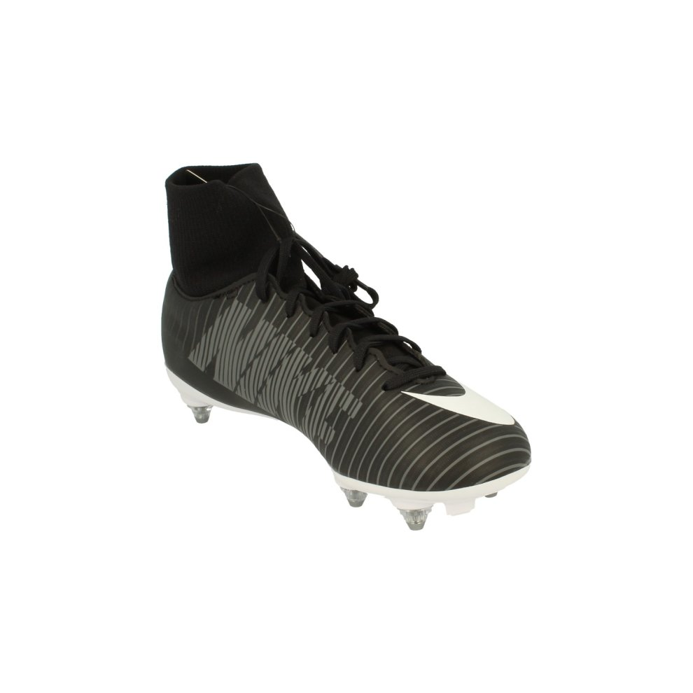 3b17a57f3 ... Nike Junior Mercurial Victory VI Df Sg Football Boots 903596 Soccer  Cleats - 3 ...