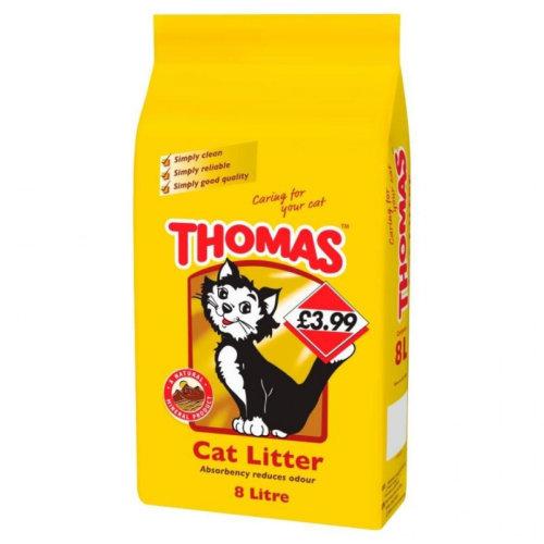 Thomas Cat Litter 8l (mpp ú4.49)