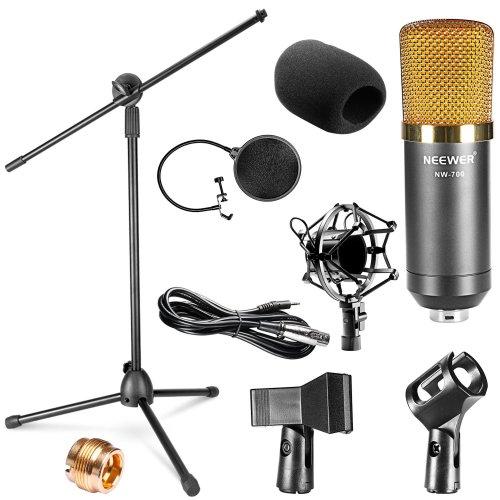 Neewer® Professional Studio Broadcasting & Recording Condenser
