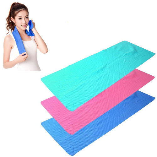 Instant Cooling Towel Sports Gym Yoga Towel Drying Sweat Baby Absorb Dry Case