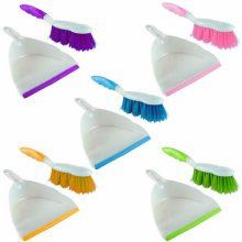 Dustpan And Brush Set Home Cleaning Dust Pan Floor Sweeping