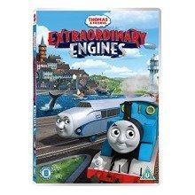 Thomas and Friends - Extraordinary Engines [dvd]