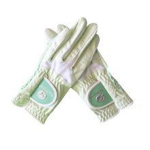 1 Pair Of Female Golf Gloves Non-slip Resistant Dirt Gloves-d