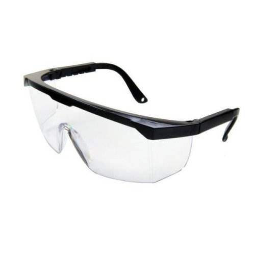 US PRO Safety Glasses UV Protection Eye Protection PPE Adjustable Fit