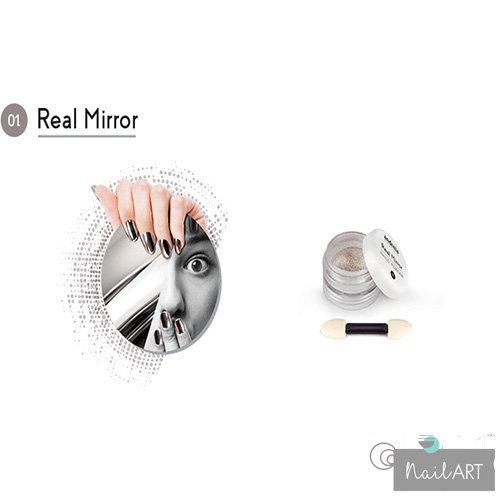 Andreia Professional Real Mirror Nails Powder