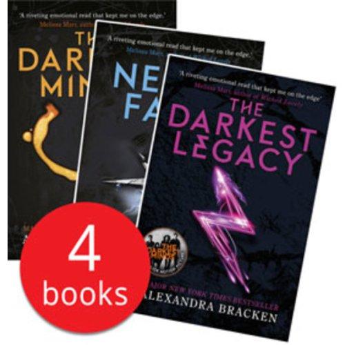 Darkest Minds Collection - 4 Books