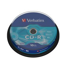 Verbatim CD-R Extra Protection CD-R 700MB 10pc(s)