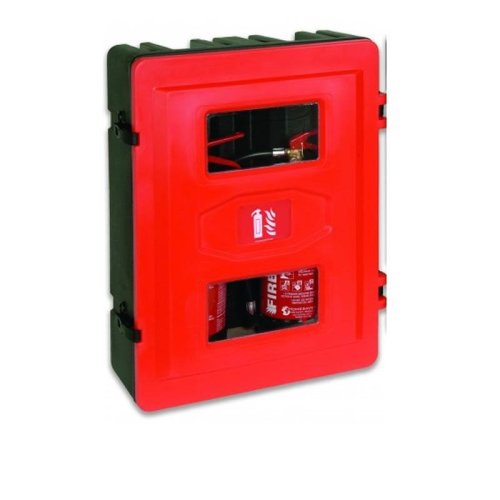 Firechief Rotationally Moulded Fire Extinguisher Cabinets