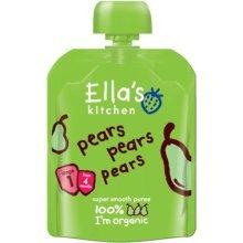 Ellas Kitchen First Tastes - Pears 70g