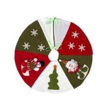 Beautiful Christmas Tree Skirt Christmas Tree Decorations