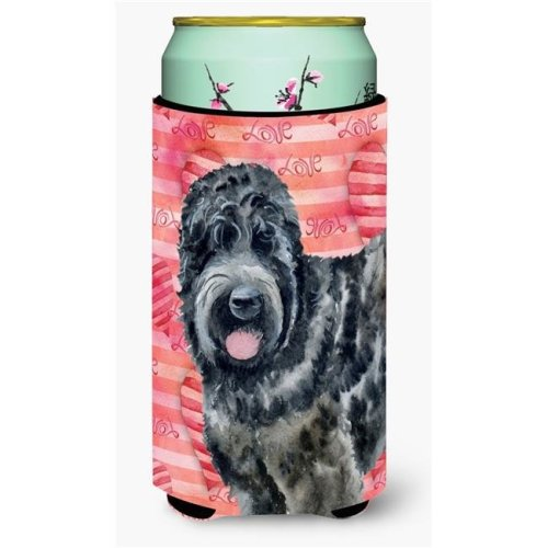 Carolines Treasures BB9764TBC Black Russian Terrier Love Tall Boy Beverage Insulator Hugger