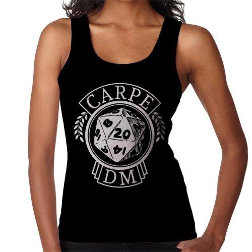 Carpe DM Dungeons And Dragons Women's Vest