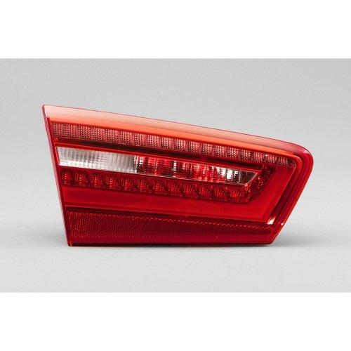 Rear light left LED inner Audi A6 10-14 Saloon