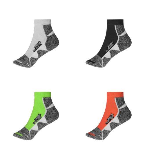 James And Nicholson Unisex Sport Sneaker Socks (1 Pair)