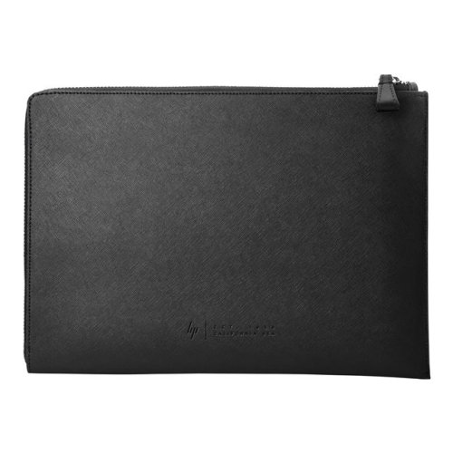 "HP 2VY61AA N1  Elite Leather Sleeve - Notebook sleeve - 12.5"" - black - for 2VY61AA"