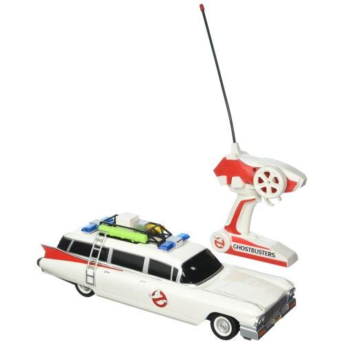 "14-Inch ""Classic"" Ghostbusters Radio Control Ecto-1 Car"