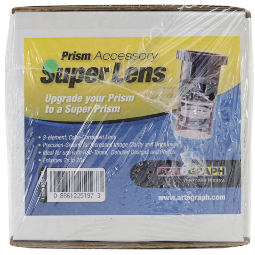 Prism Super Lens-