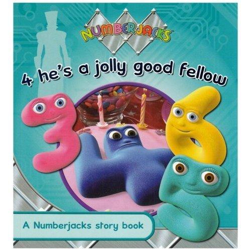 4 He's a Jolly Good Fellow (Numberjacks)