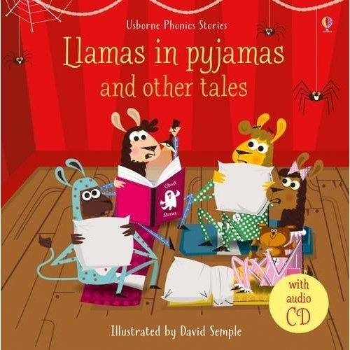 Llamas in Pajamas and Other Tales (Phonics Readers)