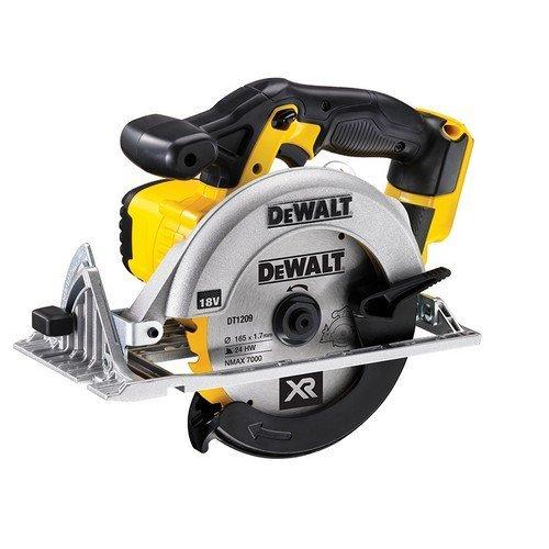 DeWalt DCS391N 18 Volt XR Li-ion Circular Saw 165mm Body Only